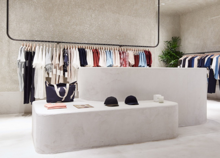 kloke boutique opening in Melbourne by David Goss