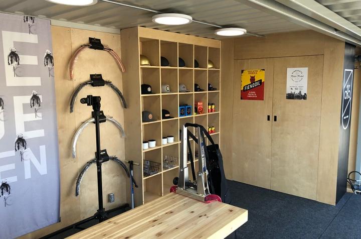Handsome Cycles Pop-Up Shop, Minneapolis