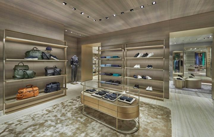New Giorgio Armani boutique in Florence
