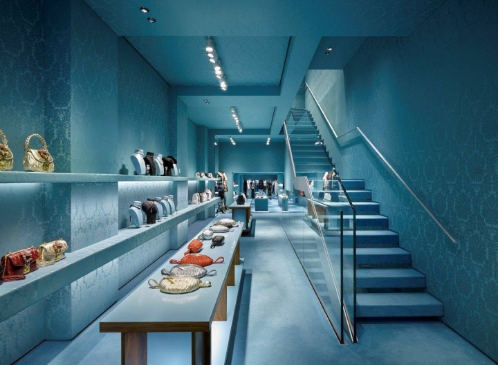 Miu Miu opens new store in Paris on Faubourg Saint-Honoré