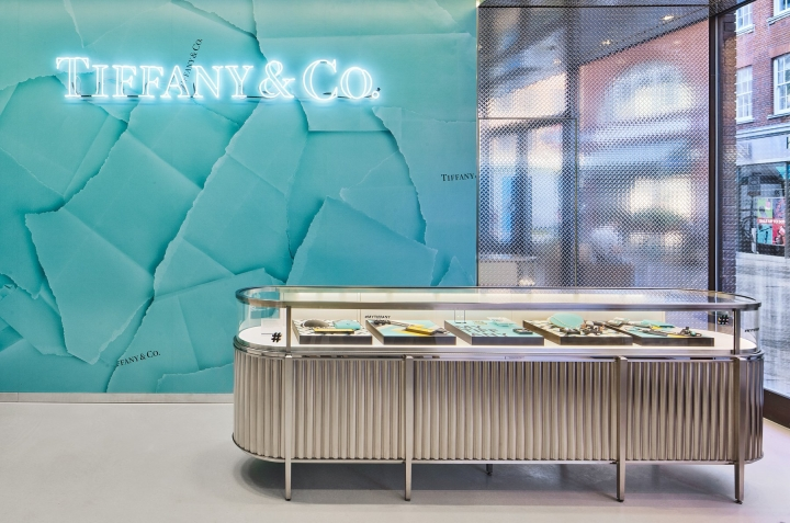 Tiffany & Co opens Covent Garden store