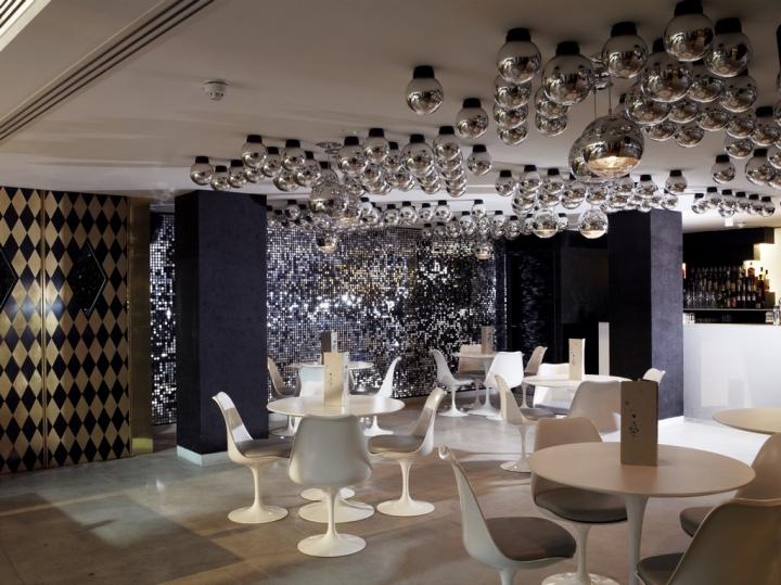 Circus - surrealist restaurant and bar concept