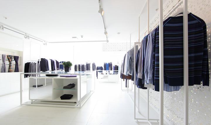Emporium concept store store design in Baku