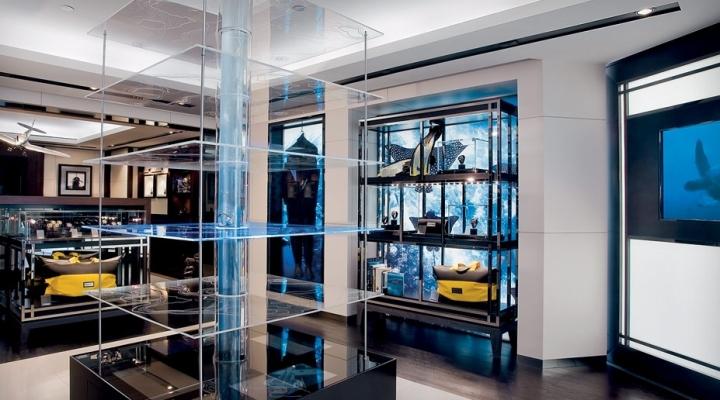 IWC Flagship Boutique Hong Kong
