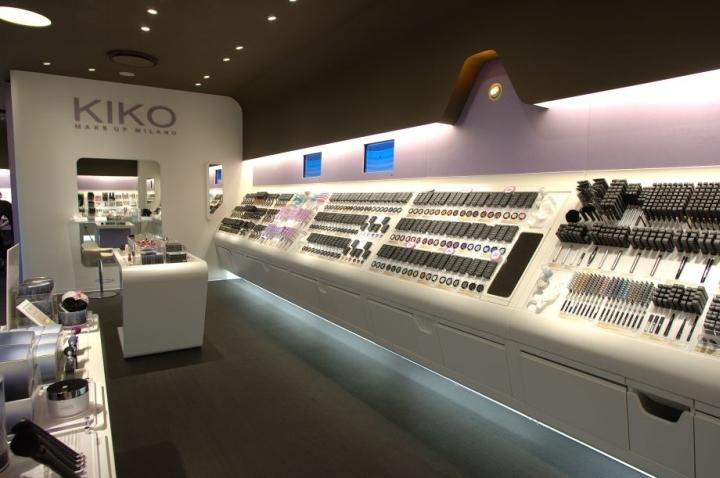 Kiko Make Up Milano, Stores since 2006