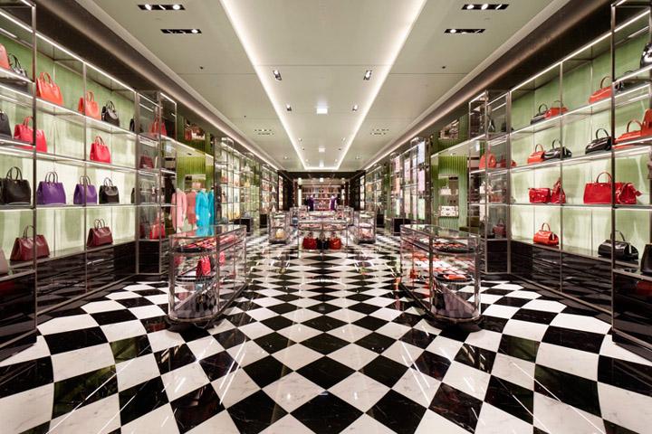 Prada Flagship Store Design